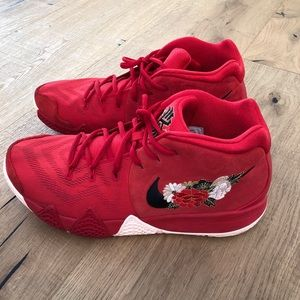 big sale bc371 6ffc4 Kyrie 4 Chinese New Years High Tops
